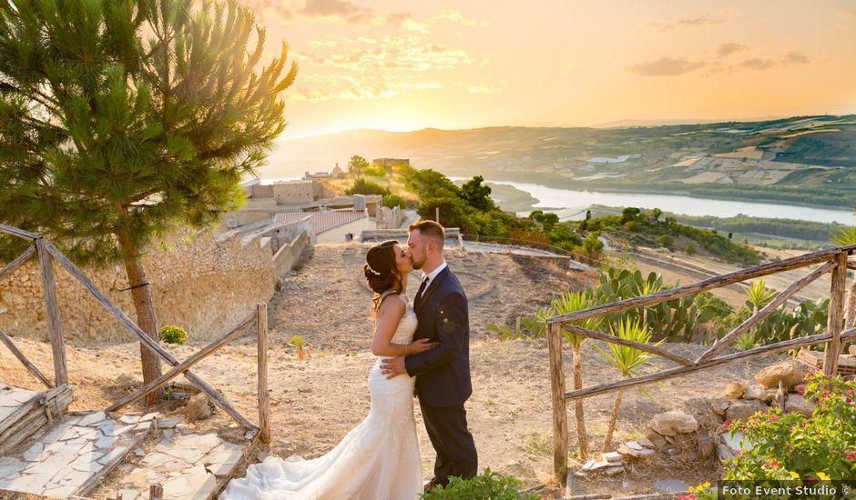 Il matrimonio di Konrad e Jennifer a Caltanissetta, Caltanissetta