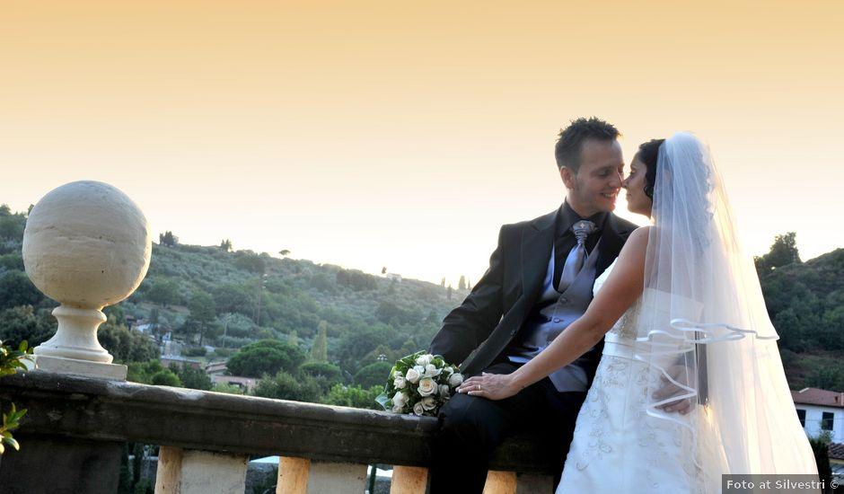 Il matrimonio di Pietro e Camilla a Pescia, Pistoia