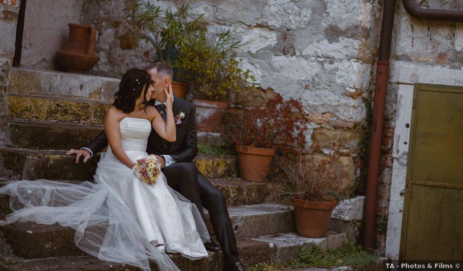 Il matrimonio di Stefano e Giorgia a Gradisca d'Isonzo, Gorizia