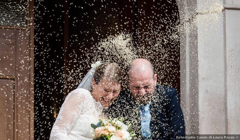 Il matrimonio di Simone e Roberta a Longare, Vicenza