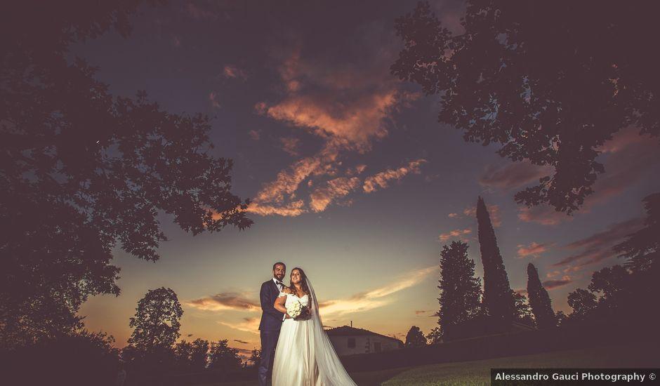 Il matrimonio di Diego e Chiara a Lucca, Lucca