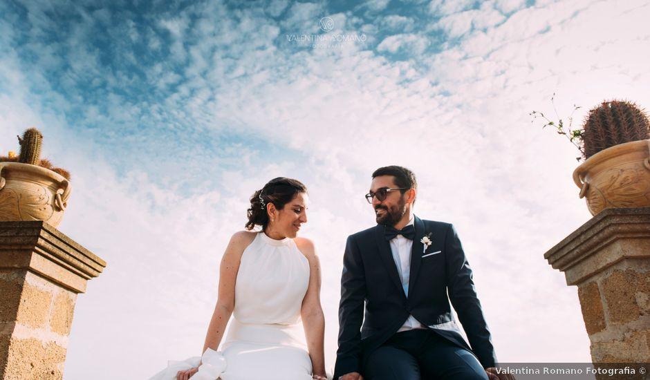 Il matrimonio di Vito e Claudia a Castellammare del Golfo, Trapani