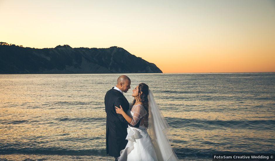 Il matrimonio di Andrea e Sergina a Ancona, Ancona