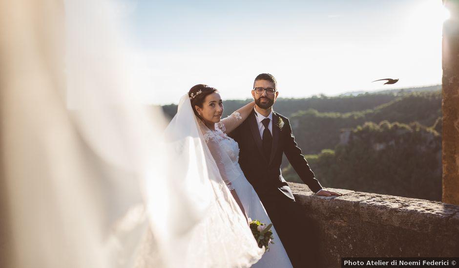 Il matrimonio di Raffaele e Alessandra a Viterbo, Viterbo