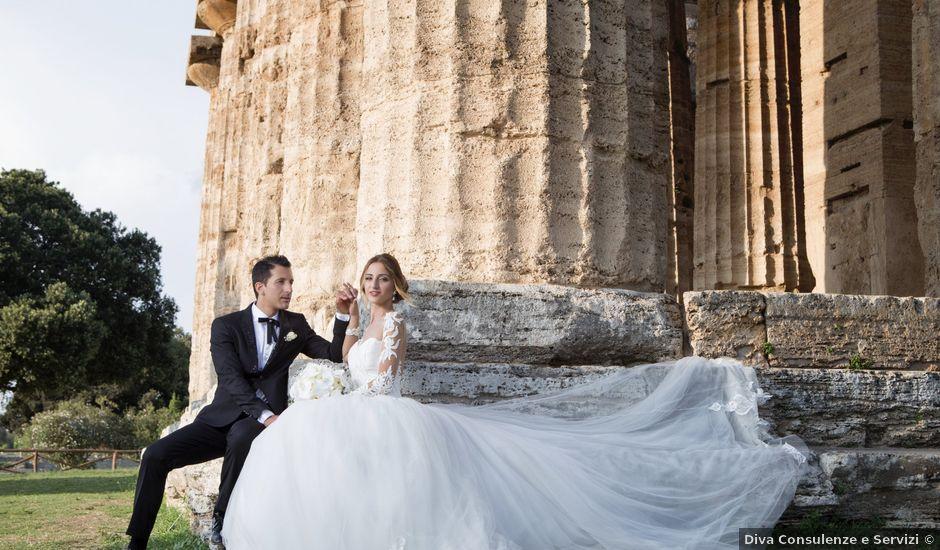 Il matrimonio di Antonello e Giusy a Capaccio Paestum, Salerno