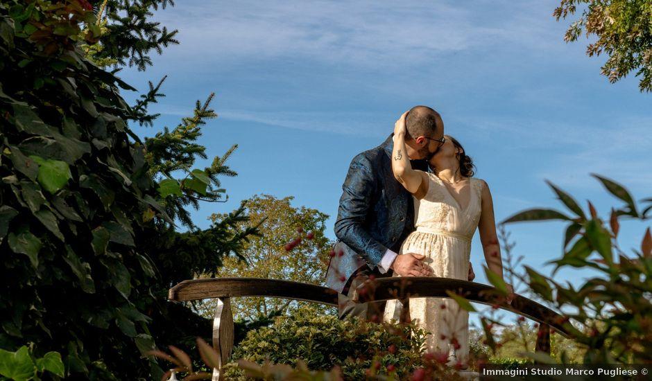 Il matrimonio di Pierluigi e Roberta a Serravalle Sesia, Vercelli