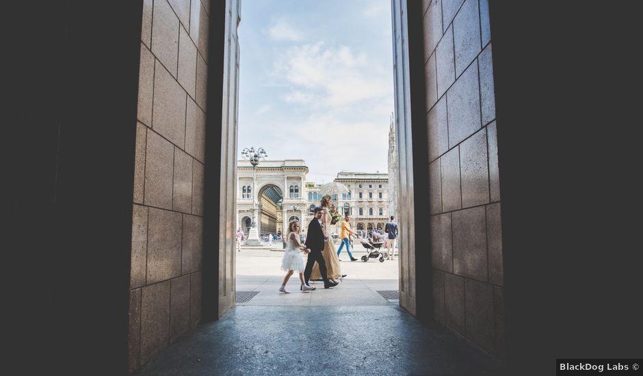 Il matrimonio di Emanuele e Emanuela a Milano, Milano