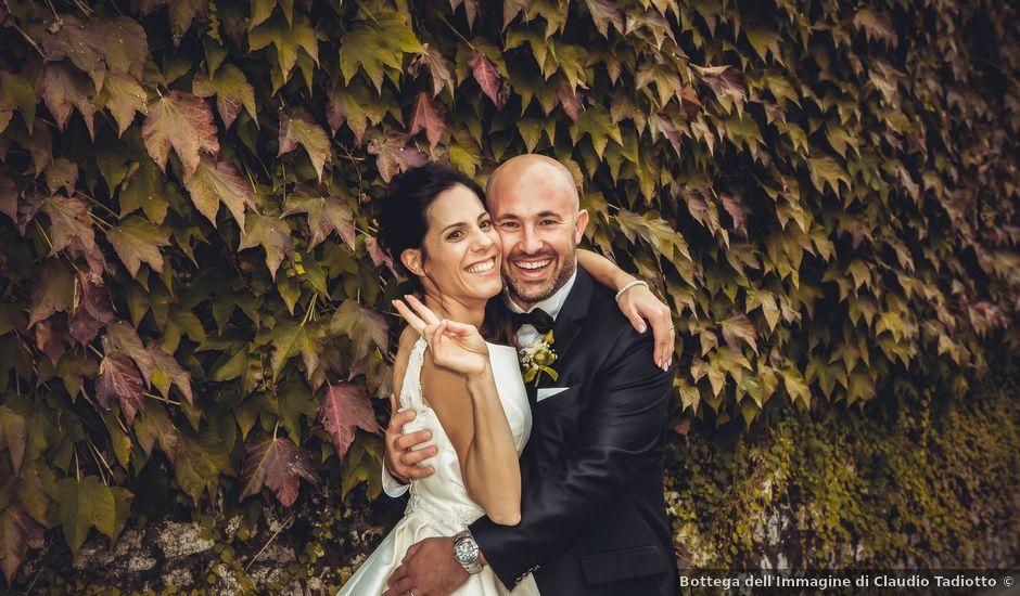 Il matrimonio di Omar e Alessandra a San Pietro di Feletto, Treviso
