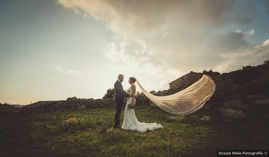 Il matrimonio di Giuseppe e Alessia a Oliena, Nuoro