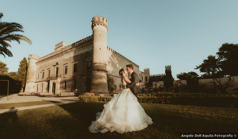 Il matrimonio di Sandro e Veronika a Mesagne, Brindisi