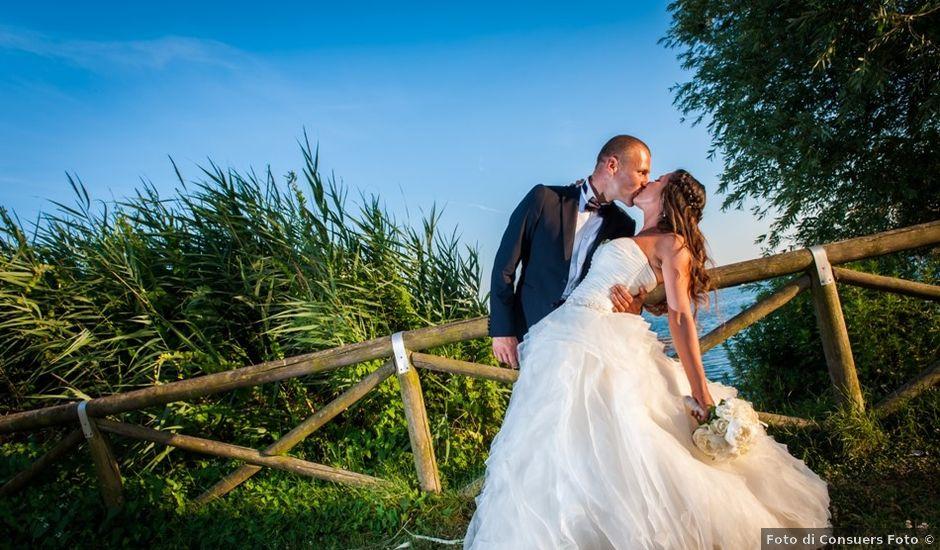 Il matrimonio di Manuel e Vittoria a Livorno, Livorno