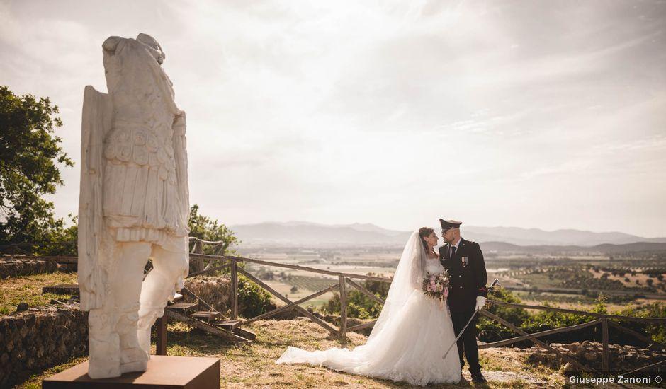 Il matrimonio di Antonio e Daniela a Grosseto, Grosseto