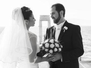 Le nozze di Aurora e Domenico
