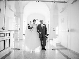 Le nozze di Sabrina e Anthony 1