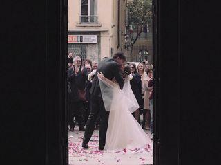 Le nozze di Claudia e Nando