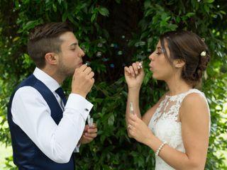 Le nozze di Alessandra e Luca