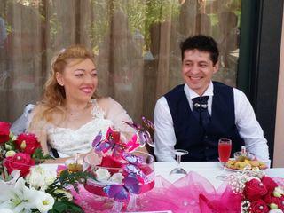 Le nozze di Daniela  e Iulian