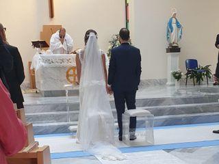 Le nozze di Saverio e Carmela