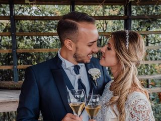 Le nozze di Selene e Matteo