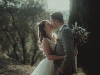 Le nozze di Eline e Etienne