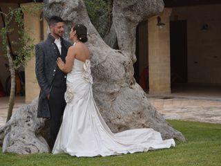 Le nozze di Angelo e Daniela