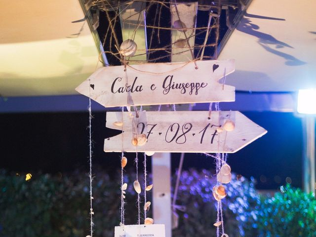 Il matrimonio di Giuseppe e Carla a Cagliari, Cagliari 43