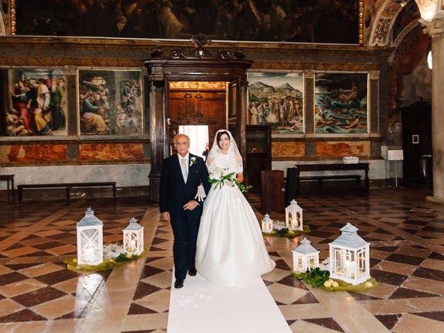 Il matrimonio di Simone e Angela a Perugia, Perugia 12