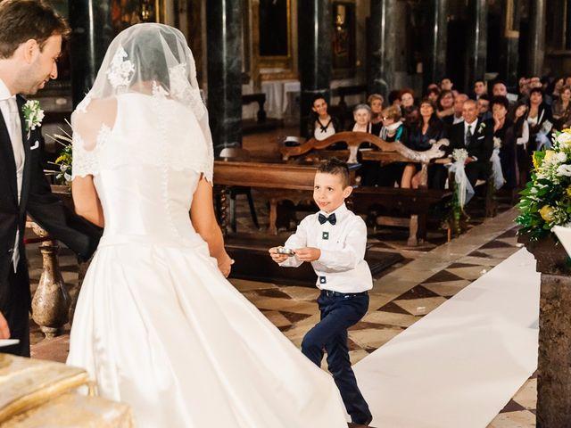 Il matrimonio di Simone e Angela a Perugia, Perugia 15