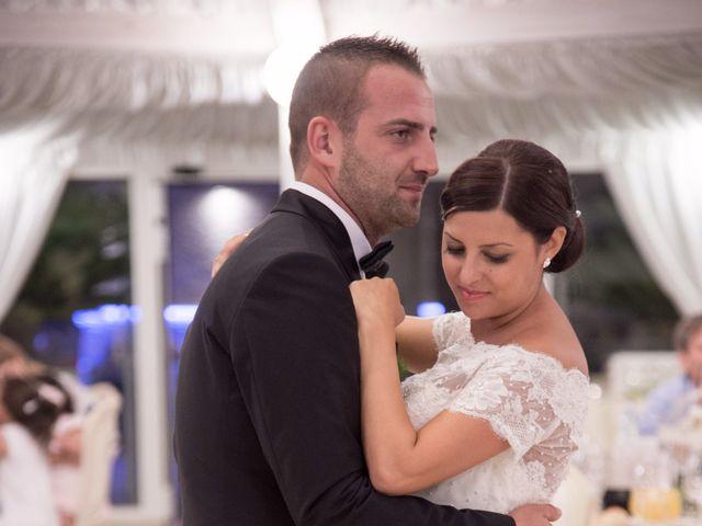 Il matrimonio di Antonio e Francesca a Oria, Brindisi 25