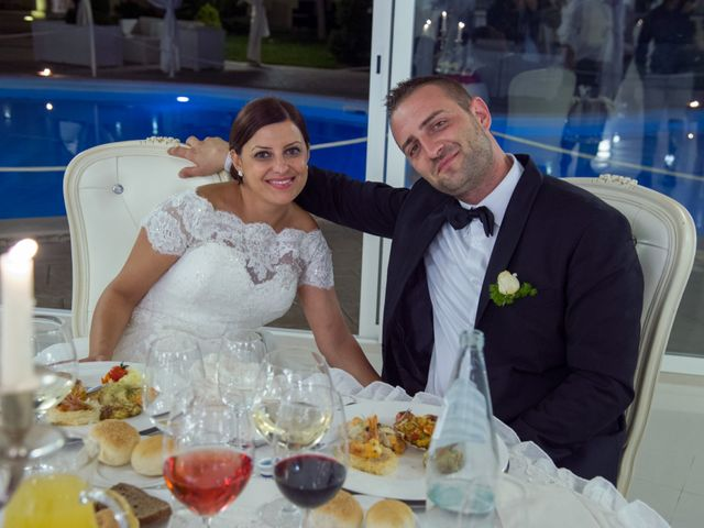 Il matrimonio di Antonio e Francesca a Oria, Brindisi 28