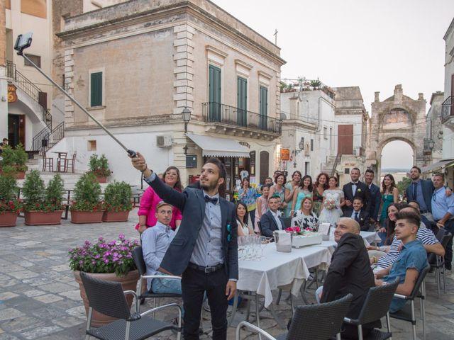 Il matrimonio di Antonio e Francesca a Oria, Brindisi 31