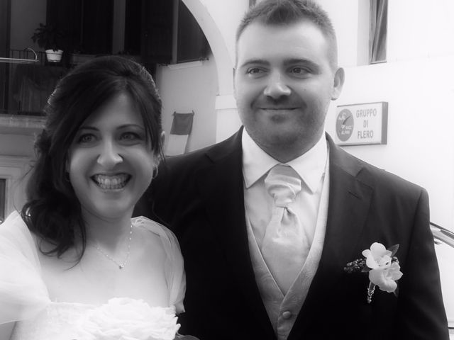 le nozze di Laura e Michel