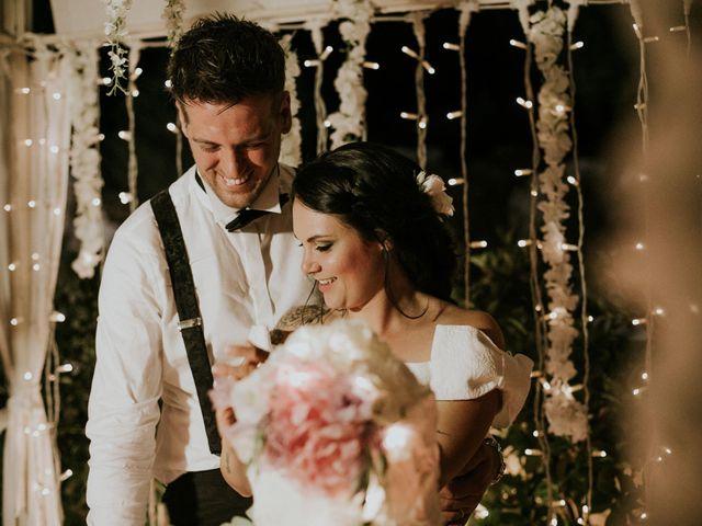 le nozze di Desire' e Donato
