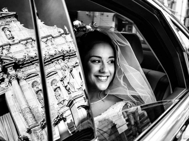 Il matrimonio di Marco e Manuela a Catania, Catania 17