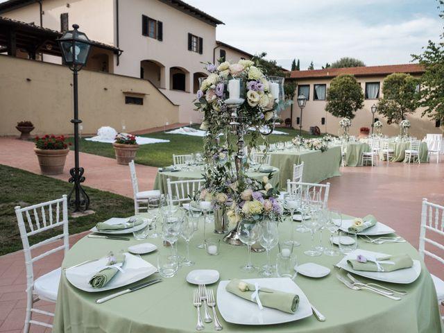 Il matrimonio di Federico e Polina a Rignano sull'Arno, Firenze 4