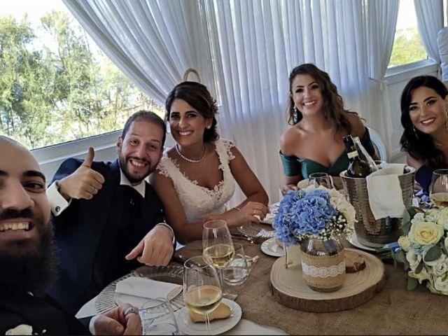 Il matrimonio di Carmela e Saverio a Sant'Antonio Abate, Napoli 1