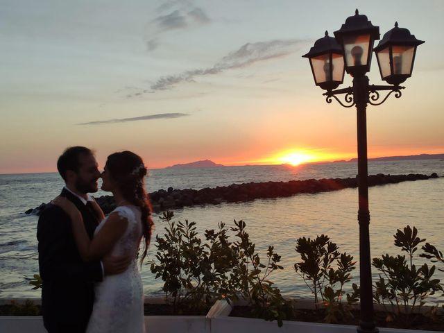 Il matrimonio di Carmela e Saverio a Sant'Antonio Abate, Napoli 5