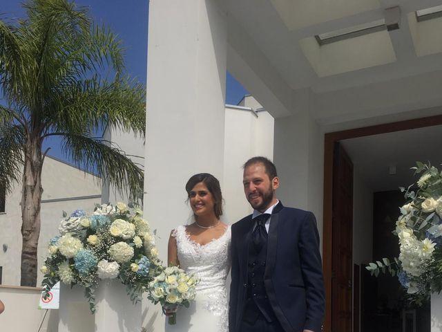 Il matrimonio di Carmela e Saverio a Sant'Antonio Abate, Napoli 7