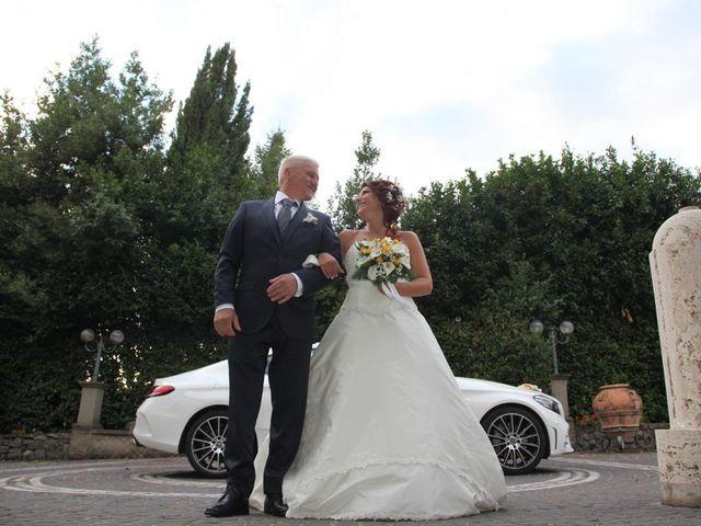Il matrimonio di Alessandro e Chiara a Roma, Roma 5