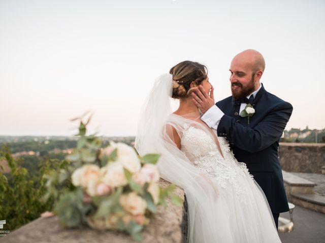 Il matrimonio di Raffaele e Beatrice  a Bracciano, Roma 1