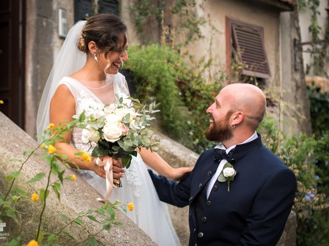 Il matrimonio di Raffaele e Beatrice  a Bracciano, Roma 15
