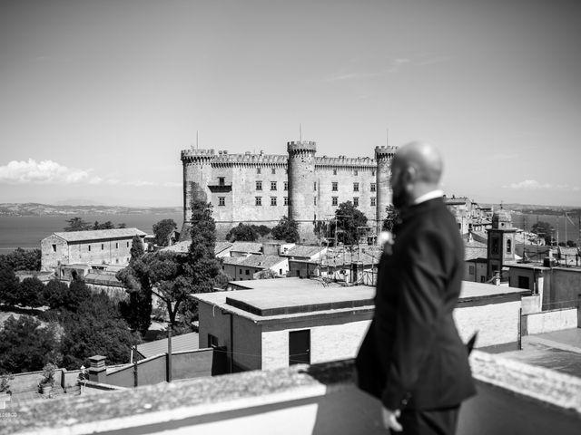 Il matrimonio di Raffaele e Beatrice  a Bracciano, Roma 18