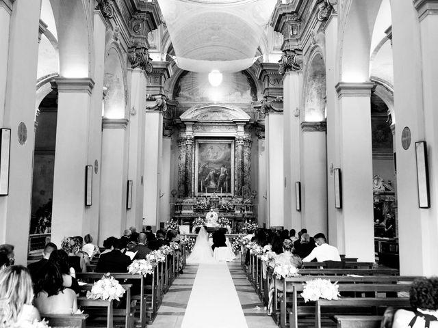 Il matrimonio di Raffaele e Beatrice  a Bracciano, Roma 21