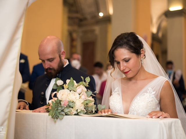 Il matrimonio di Raffaele e Beatrice  a Bracciano, Roma 22