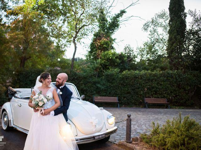 Il matrimonio di Raffaele e Beatrice  a Bracciano, Roma 28