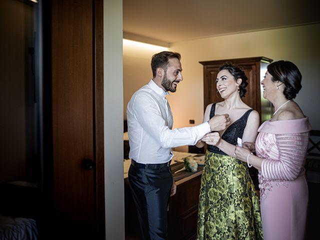 Il matrimonio di Antonio e Carla a Bronte, Catania 1