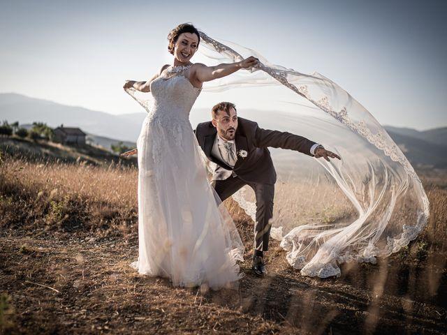 Il matrimonio di Antonio e Carla a Bronte, Catania 64