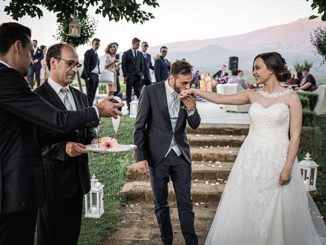 Il matrimonio di Antonio e Carla a Bronte, Catania 79