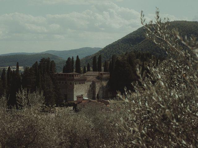Il matrimonio di Etienne e Eline a Firenze, Firenze 10