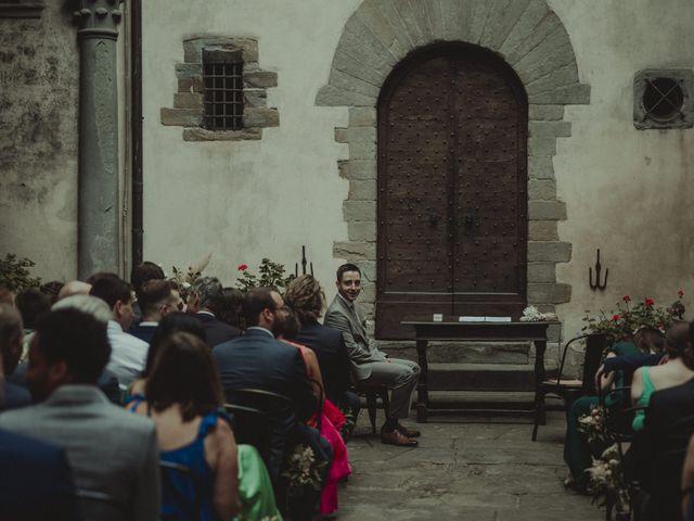 Il matrimonio di Etienne e Eline a Firenze, Firenze 45